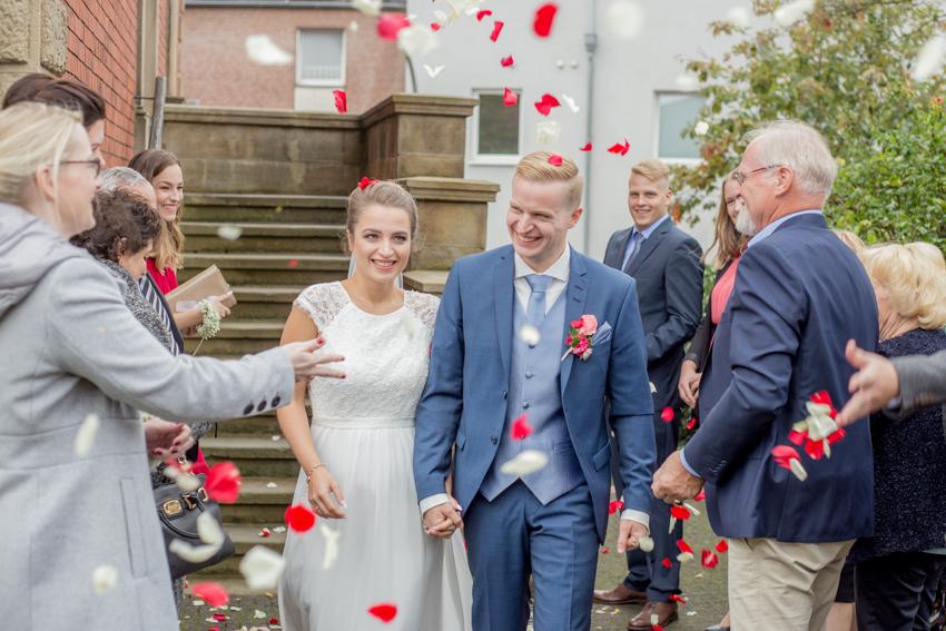 Hochzeitsfotografin Ibbenbüren im Stadtmuseum Ibbenbüren